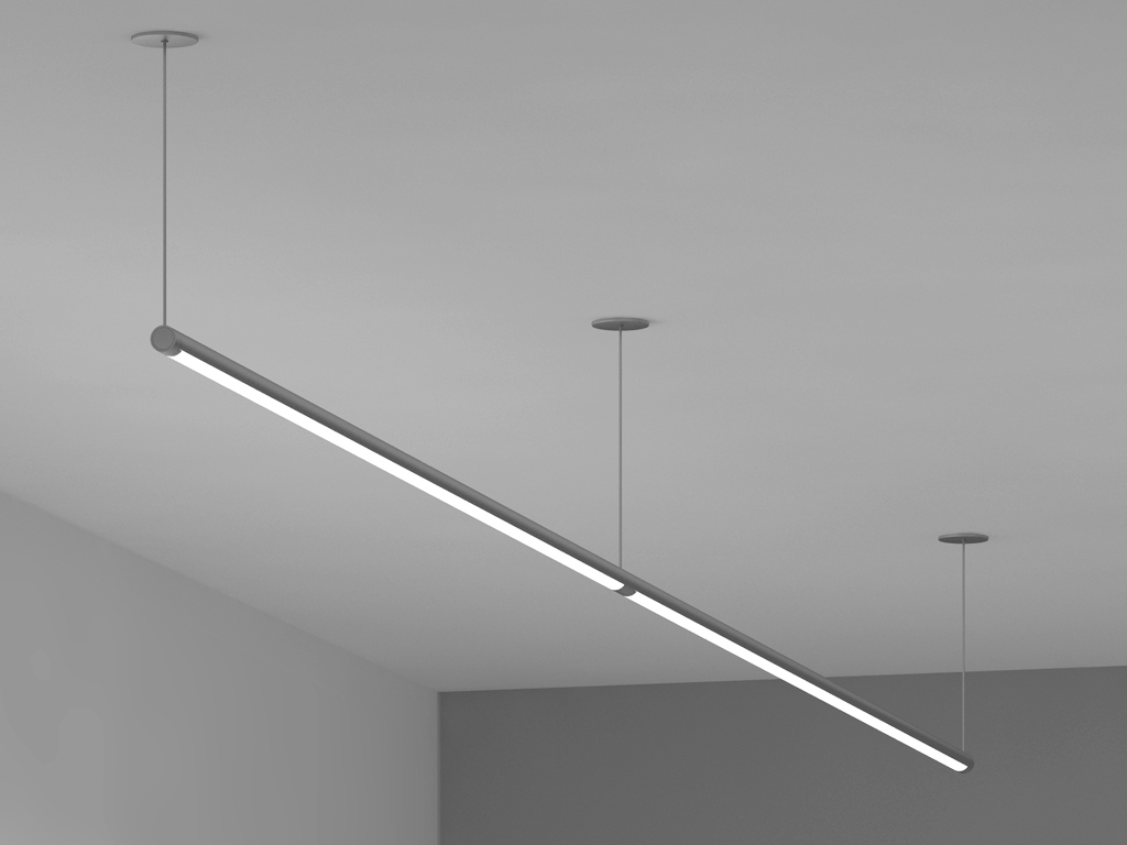 Racerail Ceiling Cable 107 Vode Lighting