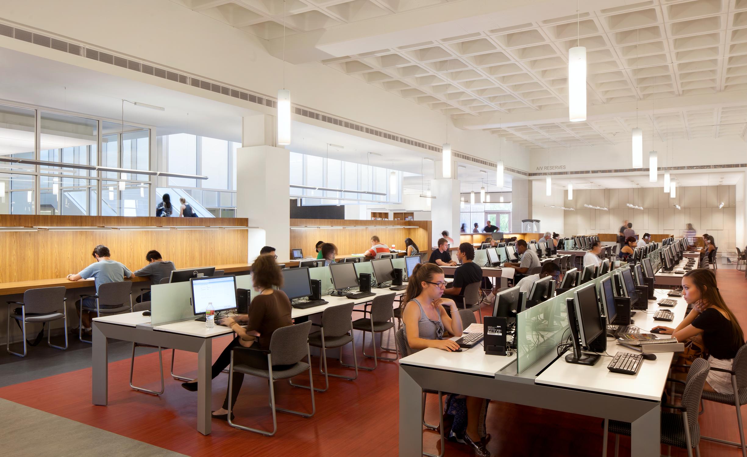 Saddleback College Library