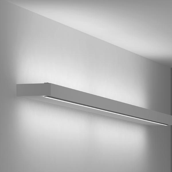 Direct Indirect 2x4 Light Fixture