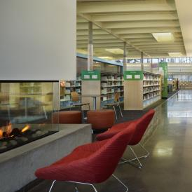 King County Library System, Sammamish Branch
