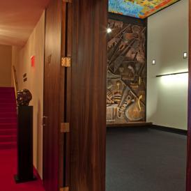 Kennedy Center, Israeli Lounge