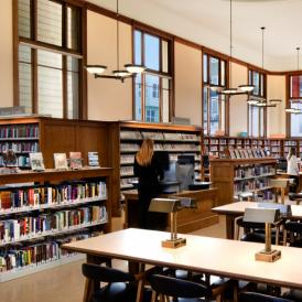 SF Public Library, Park Branch