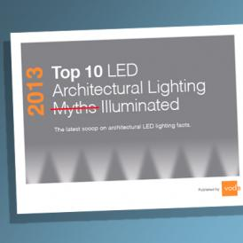Ebooklet –The latest scoop on architectural LED lighting facts